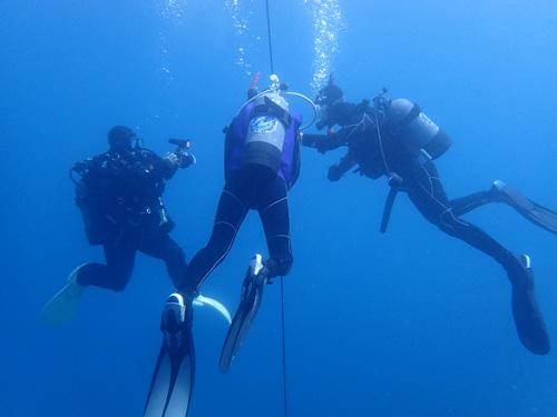 奄美大島ダイビング GW終わっちゃった・・・・。