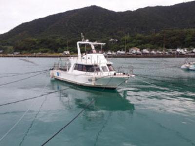 奄美ダイビング 最強の台風10号・・・・。